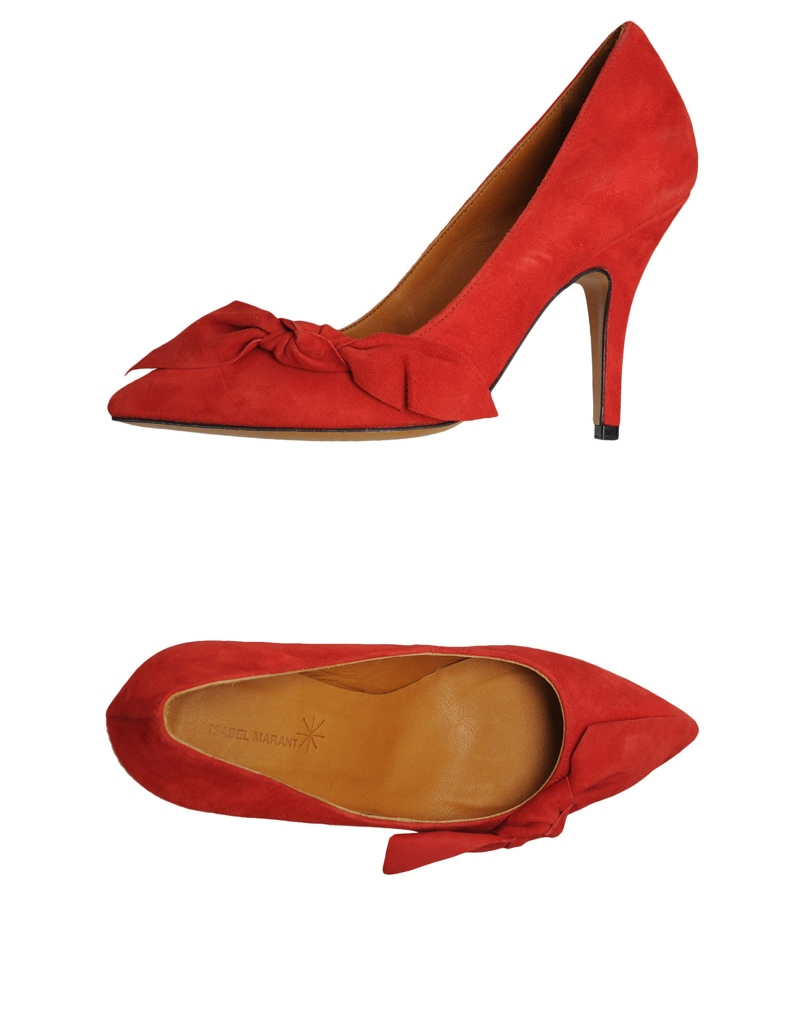 Isabel Marant Red Poppys 36