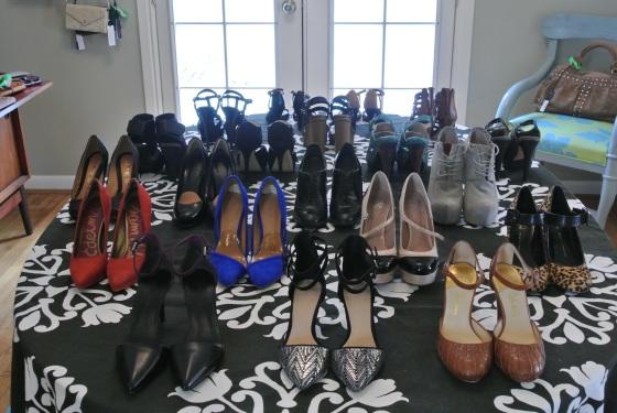 Close Toe Heels
